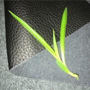 bovine fiber leather